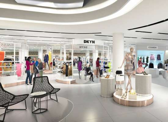 THIS AUTUMN NEW WOMEN'SECRET AND PEDRO DEL HIERRO STORES ARE OPENED IN THE RENEWED CENTRAL DEPARTMENT STORE!