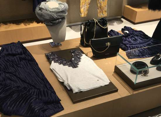 PEDRO DEL HIERRO BOUTIQUE IS FORMALLY OPENED IN DNEPR!