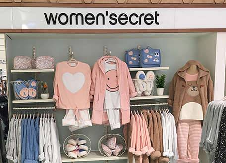 <p>Addition of the&nbsp;women&#39;secret family stores! Now lingerie, loungewear, leisure and sports clothes from&nbsp;women&#39;secret are presented in renewed department store TSUM. Great location, nice atmosphere and beautiful commercial space, and of course professional service - these are what are waiting for you in new&nbsp;women&#39;secret.</p>