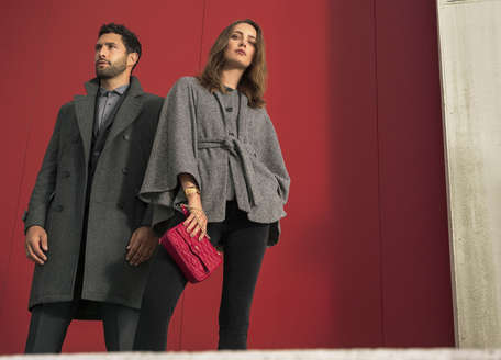 <p>The first arrivals of the autumn collection in Pedro del Hierro!<br /> &nbsp;</p>