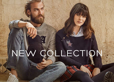 <p>Meet the new fall collection SPRINGFIELD</p>