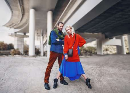 <p>The department store of Ukrainian designers and manufacturers NAMES&#39;UA modateka presented a new advertising campaign, autumn-winter 2018/19, based on which the idea is to introduce to the public the iconic places of the left bank KIEV.</p>