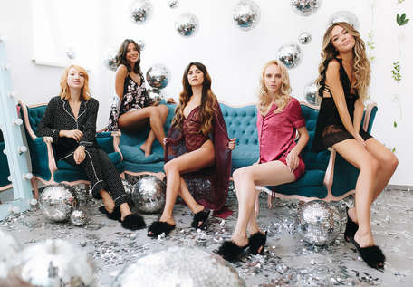 <p>The country&#39;s most sophisticated bloggers gathered in one place to make sure the new collection of women&#39;secret flawless!<br /> Favorite pajamas and underwear are already in stores!</p>