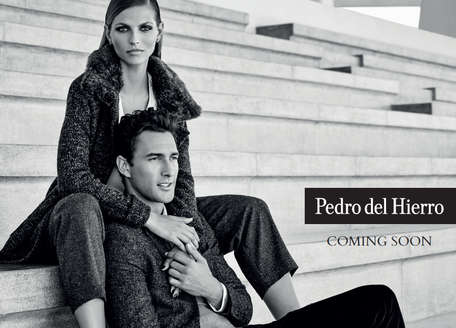 <p>In October Pedro del Hierro Boutique will be opened in Dnepr, MOST CITY.&nbsp;</p>